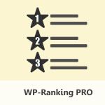 【WP-Ranking PRO】 カスタムランキングを作成する